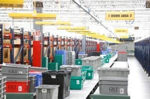 competitive advantage in distribution